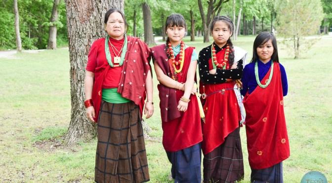 Nepali New Year 2074 Celebration by NST