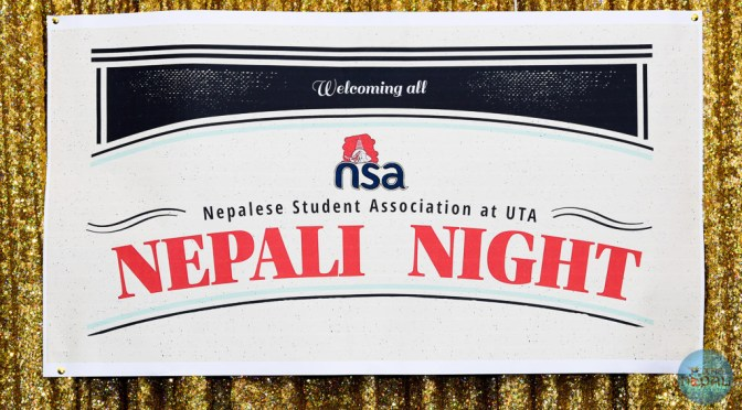 Nepali Night 2017 at UTA [Photo Gallery]