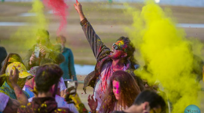Holi Celebration by Indreni Cultural Association