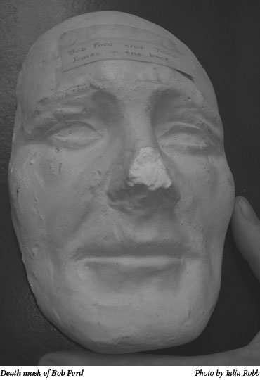 Who Are the Men Behind the Death Masks