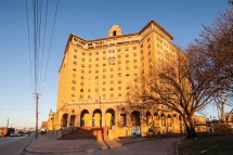 Ghosts Of Baker Hotel
