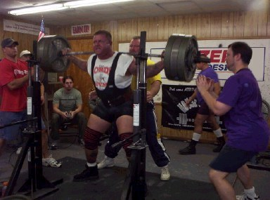 Texas Area Powerlifting News page 5
