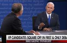 Mike Pence defends the Pro-Life position against Tim Kaine in the 2016 vice presidential debate