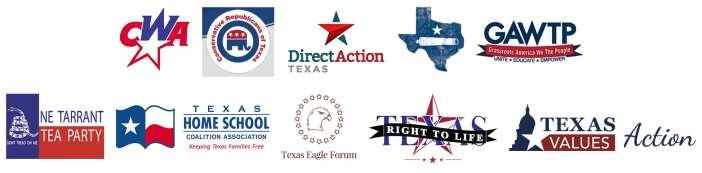 Texas Ten for 85th Session of the Texas Legislature Conservative Agenda