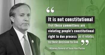 Patient Protections Still Pending in Texas Legislature Despite AG Declaring Texas Law Unconstitutional
