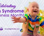 Why doesn't Texas law protect preborn babies with Down syndrome from abortion?