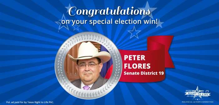 What Does Peter Flores' Victory Mean for the November Election?