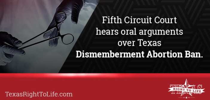 Dismemberment Appeal in the 5th Circuit Court Highlights Looming Supreme Court Battle