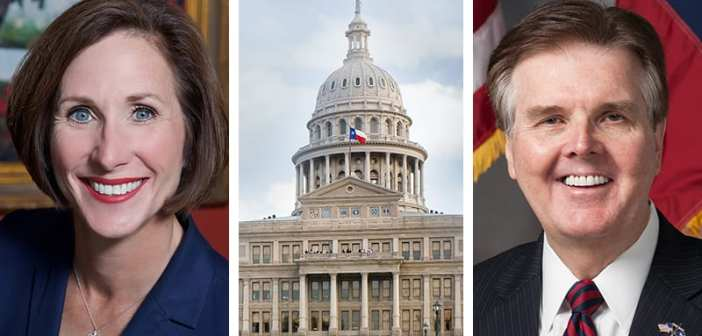 Texas Right to Life statement on Patrick's Senate committee assignments