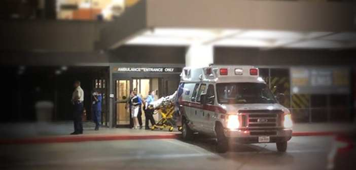 UPDATE: Beaumont woman narrowly escapes death panel, family transports her by late-night ambulance to willing facility