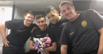 Newborn girl safely dropped off at Houston fire station, believed to be just hours old
