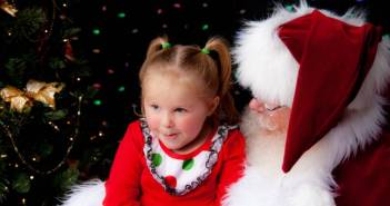 Parents who lost baby girl offer comfort to other grieving families during the holidays