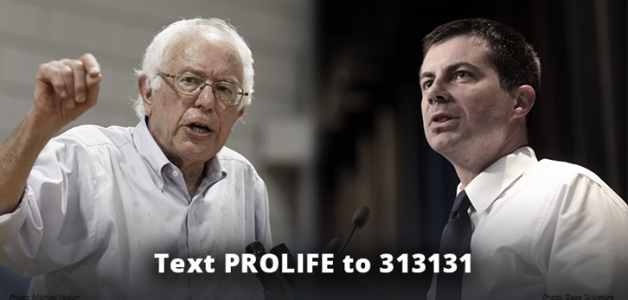 Sanders, Buttigieg: Abortion support is absolutely essential to being a Democrat
