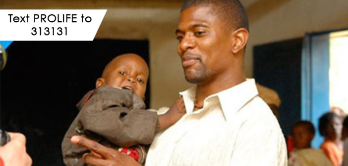 Retired NFL star speaks out against abortion, condemns the abortion of 20 million black babies
