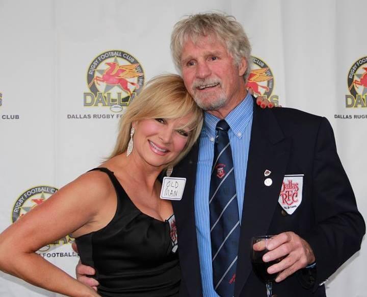 Jeff Kolberg Dallas RFC Awards