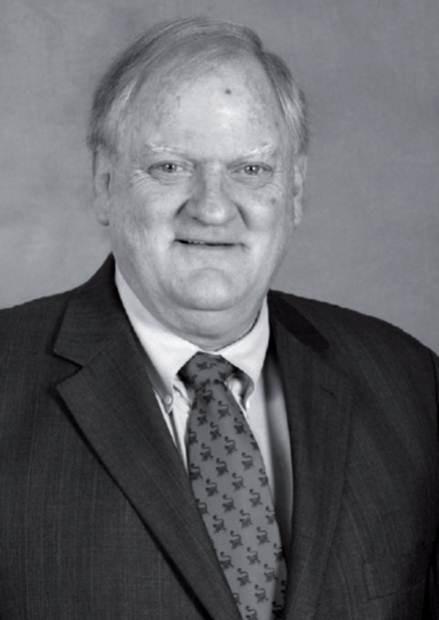 Charles Ehrhardt III - 2017 TRU HOF