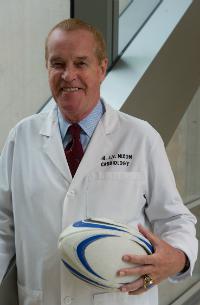 John V. (Ian) Nixon - 2017 TRU HOF