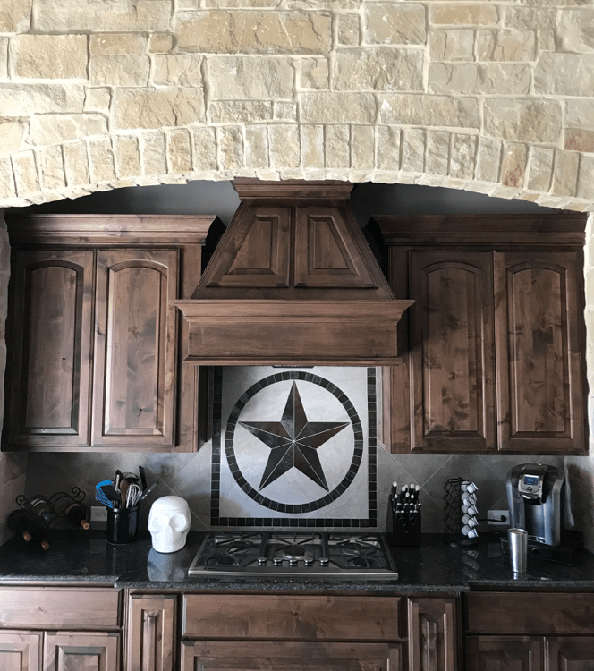 Texas Stars Texas Star Medallion