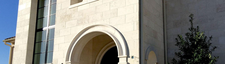 Exterior beatiful Architectural Stone TSC