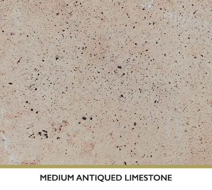 stone color Medium-Antiqued-Limestone