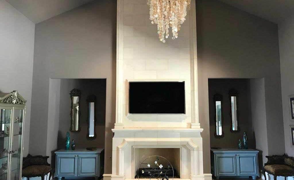 dallas fireplace