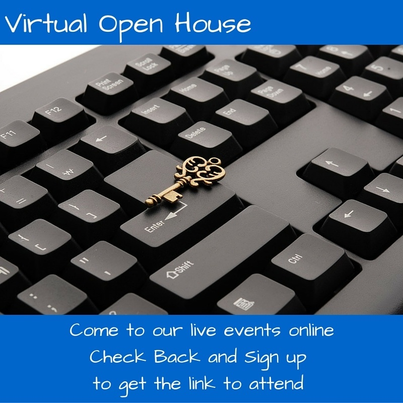 Accredited Adult Online Diploma Vitrual Open House