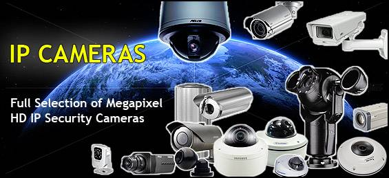Security Cameras Houston