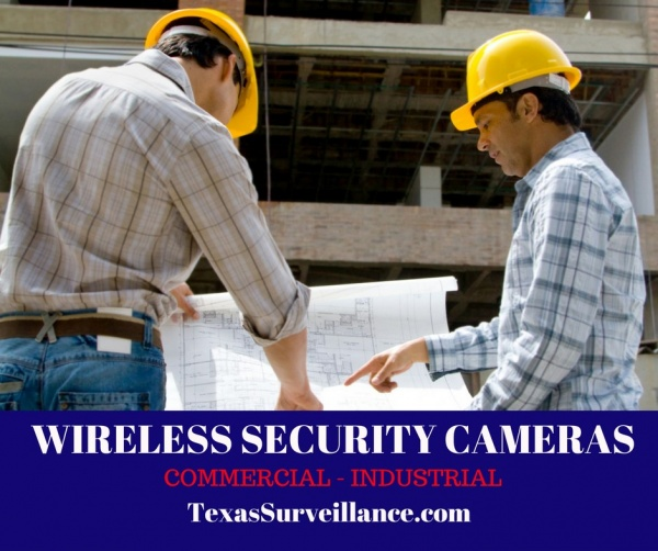 Wireless Security Camera Systems for Business - Houston TX