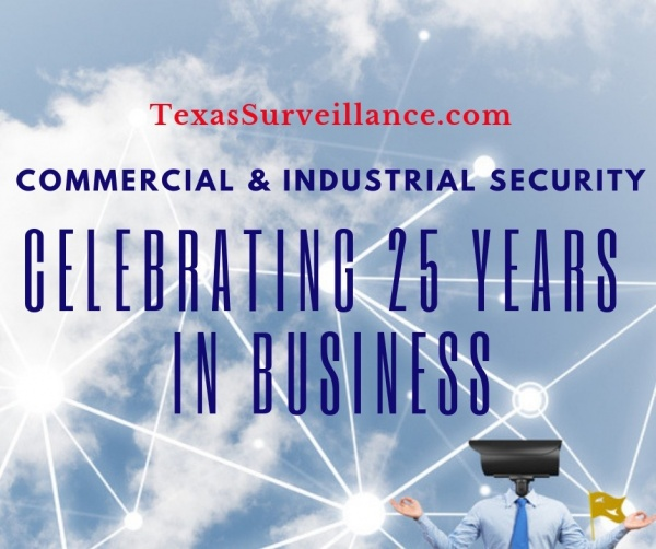 Texas Business Security System