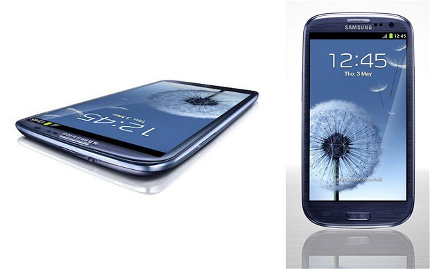 Samsung Galaxy S3 - Press Picture
