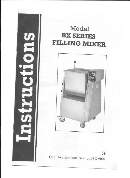 small resolution of commercial meat mixer wiring diagram