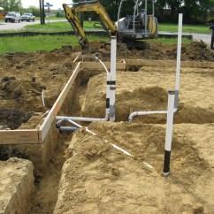 Bathroom Plumbing Diagram Concrete Slab Toyota Land Cruiser Stereo Wiring A In Toilet Crawl Space