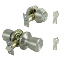 Master Lock Company TUCO0603 Two Lock Door Knob and ...
