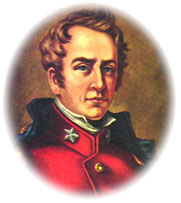 Lt. Col. William Barret Travis
