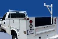 Service Body Headache Rack | Texas Truck Racks