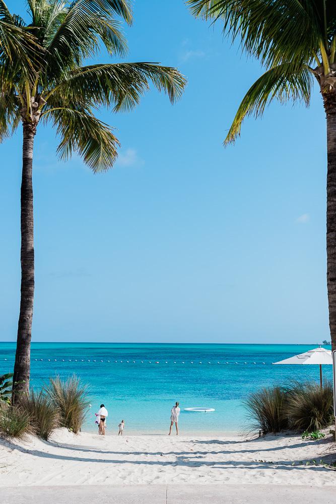 Beautiful views at Rosewood Baha Mar Bahamas