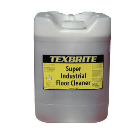 Super Industrial Floor Cleaner  Auto Supplies  Texbrite