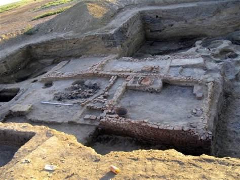 Itil, capital of Khazaria