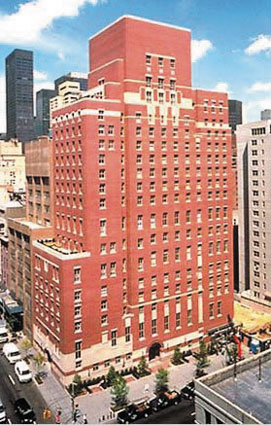 Opus Dei Headquarters in New York