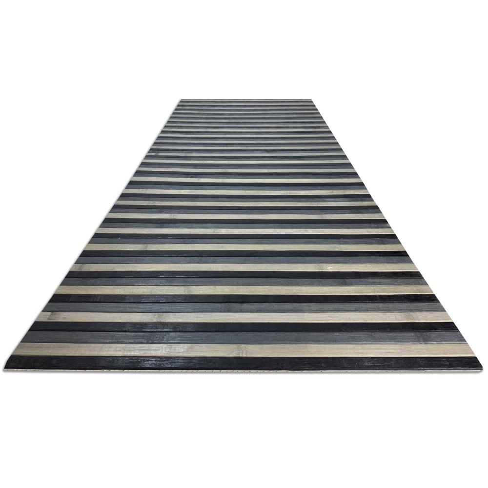 tapis de fibre de bambou en differentes tailles