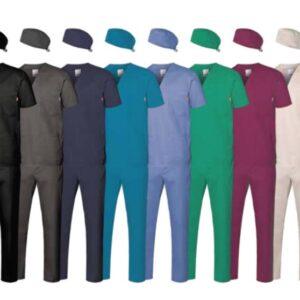 Pantaloni Stretch Tecnical Texture