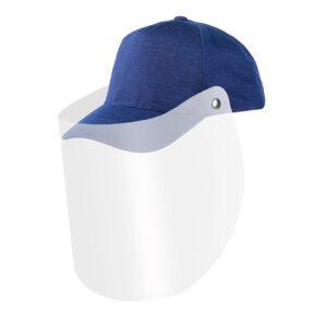 Cappello con visiera Mesh Vision
