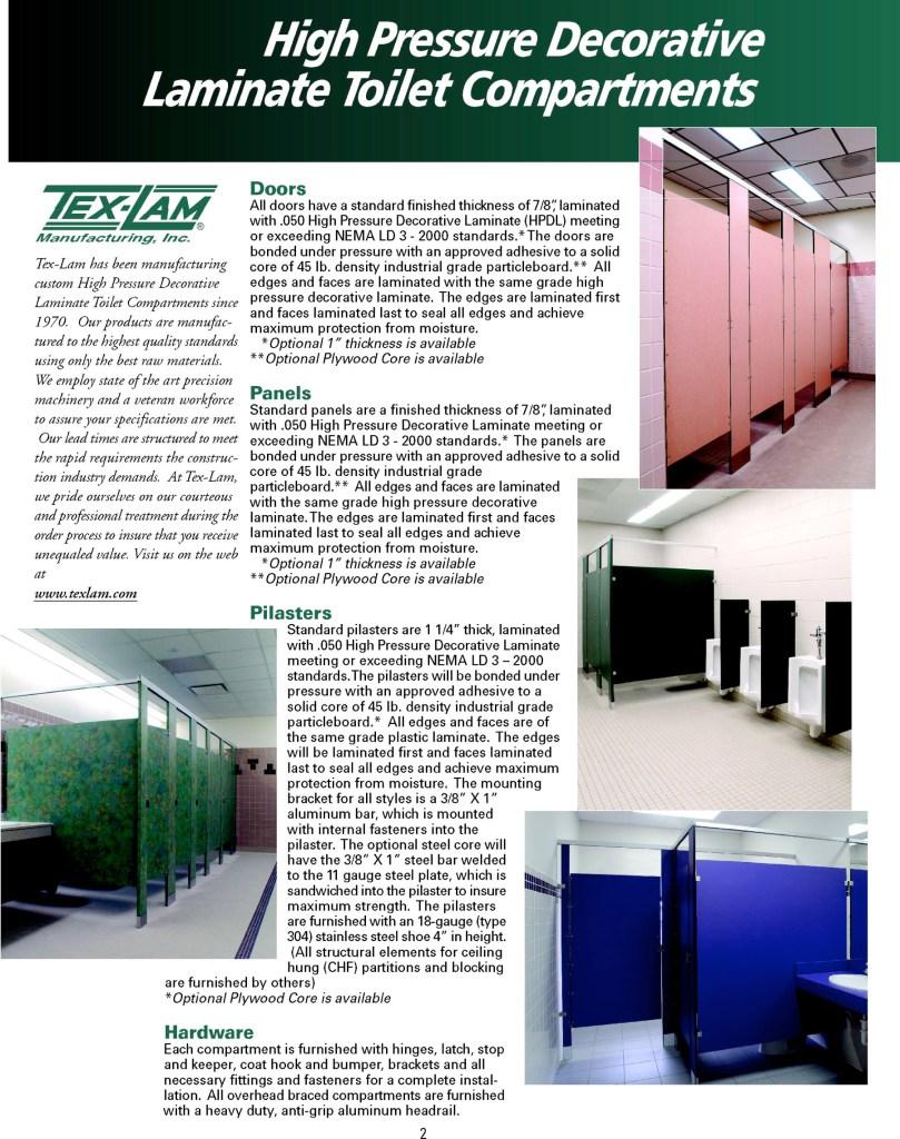 Product Brochure - Texlam