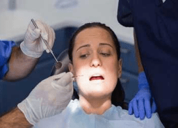 overcoming dentist fear