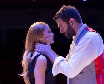 """Θεατρική Παράσταση """"Αμλετ"""" την Κυριακή 10 Ιουνίου στο θέατρο του Τεχνόπολις"""