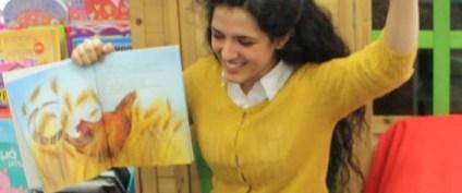 Οι Mικροί Φιλαναγνώστες, από την Ευαγγελία Ορφανουδάκη το σαββατοκύριακο 15-16 Δεκεμβρίου στο Τεχνόπολις
