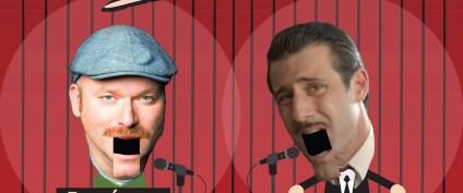Stand Up Comedy: Λευτέρης Ελευθερίου και Αντώνης Κρόμπας την Παρασκευή 7 Ιουνίου στο Θέατρο του Τεχνόπολις
