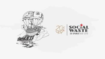 20 χρόνια Social Waste την Παρασκευή 17 Μαΐου στο Cine Studio (SOLD OUT)