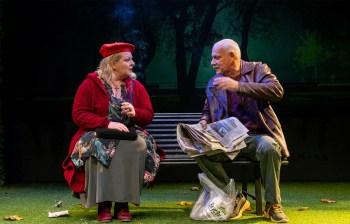 """Θέατρο """"Το Παγκάκι"""" με τον Γιώργο Κιμούλη & Φωτεινή Μπαξεβάνη την Πέμπτη 18 Ιουλίου στο Θέατρο Τεχνόπολις"""