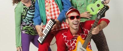 """Μουσική Παιδική Παράσταση Burger Project """"Ενα Tρελό Κονσέρτο"""" την Τετάρτη 31 Ιουλίου στο Θέατρο Τεχνόπολις"""